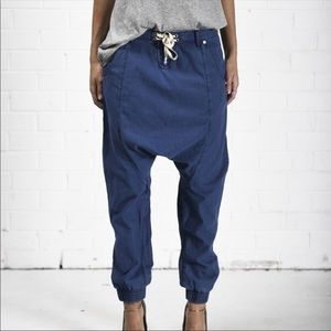 NWT One Teaspoon Luxe Harem Calypso Pants Sz S